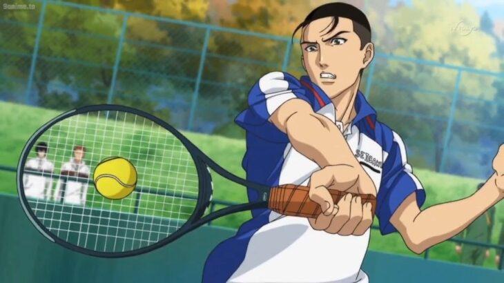 新テニスの王子様 最高の瞬間 #16 王子が帰ってきた The prince is back  || The Prince of Tennis II Full HD