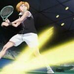 テニスの王子様 #196 【 赤谷VSケビンスミス。 赤谷は肩を負傷した 】 Tennis no Ouji-sama 2021