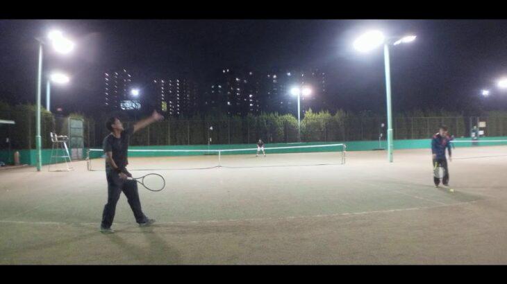 テニス 亀戸シングルスチャンピオンゲーム 202101 ①