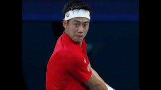 【速報】錦織圭 第2セット獲得、世界9位シュワルツマンとの熱戦は最終セットへ<男子テニス>(tennis365.net) – Yahoo!ニュース