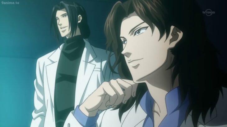 新テニスの王子様 フルエピソード#3 – 菊丸vs大石 – Kikumaru vs Oishi – The Prince of Tennis II Full HD