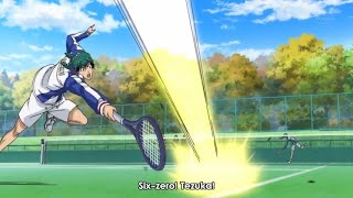 新テニスの王子様 フルエピソード#4 – キャプテンの選択   – The Captain's Choice – The Prince of Tennis II Full HD