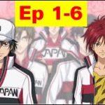 ENGSUB  新テニスの王子様 フルエピソードEP. 1 – 6 The Prince of Tennis II Full HD