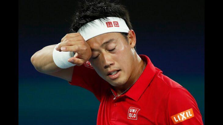 錦織 「頭と体が一致してない」全豪OP向け不安、復帰後初白星ならず<男子テニス>(tennis365.net) – Yahoo!ニュース
