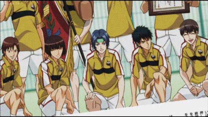テニスの王子様 OVA ANOTHER STORY フルエピソード#3  ユーステニス選手権チーム – Youth tennis championship team