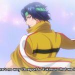 テニスの王子様 OVA ANOTHER STORYⅡ フルエピソード#4  – 王子の目覚め – The prince Awakening  –  Prince of Tennis