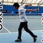 【テニス/TENNIS】鈴木貴男プロの絶品スライスどうやって返します?