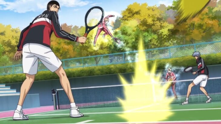 テニスの王子様 Unexpected results! 予期しない結果 EP#1 The Prince of Tennis II OVA vs Genius10