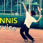 Wimbledon Idol ♥️ Tennis service, Tokyo JAPAN テニス サーブ