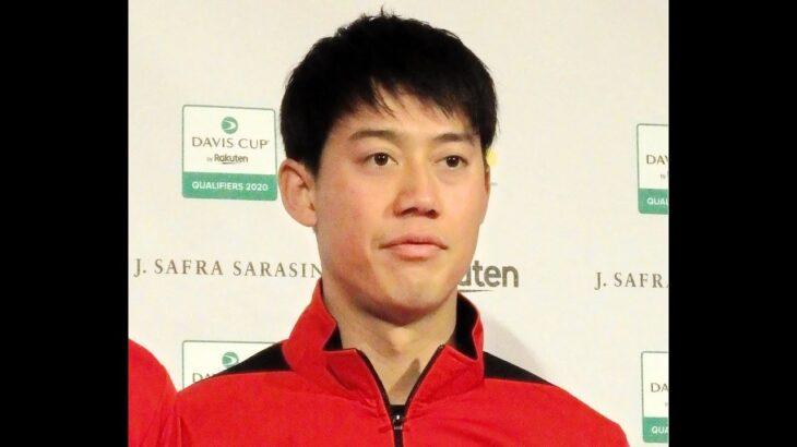 錦織が復帰後2連敗、世界9位のシュワルツマンに1-2(デイリースポーツ) – Yahoo!ニュース