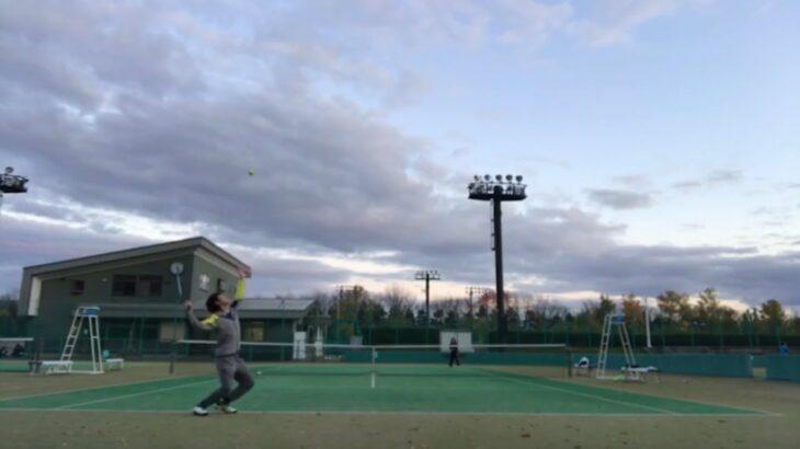 ニートオタクが本気を出してテニスをしたら#ニート #テニス