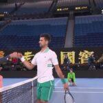 【マッチハイライト】ノバク・ジョコビッチ vs ミロシュ・ラオニッチ/全豪オープンテニス2021 4回戦【WOWOW】