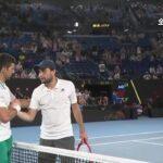 【マッチハイライト】ノバク・ジョコビッチ vs アスラン・カラツェフ/全豪オープンテニス2021 準決勝【WOWOW】