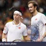 ダニール・メドベージェフvs錦織圭 ATPカップ