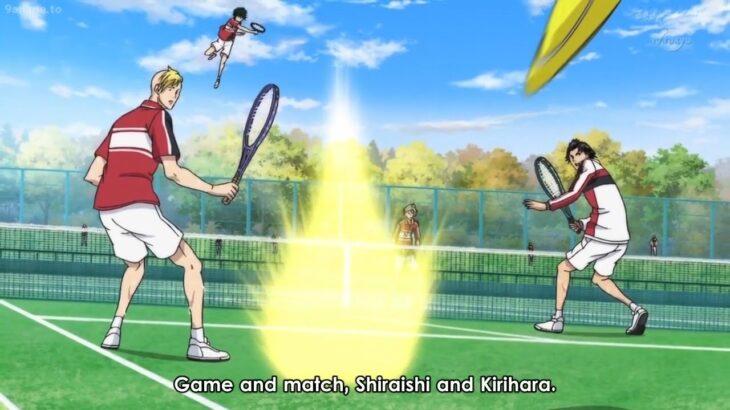 新テニスの王子様 フルエピソード#10 –  手塚「完璧の頂点」- Tezuka  The pinnacle of perfection  – The Prince of Tennis II