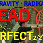 【HEAD Tennis】GRAVITY&RADICALどれが良い?part2(Which is the best)