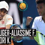 Kei Nishikori (錦織 圭) vs Felix Auger-Aliassime | Full Highlights | Rotterdam ATP 2021