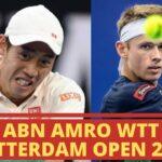 Kei Nishikori ( 錦織 圭 ) vs de Minaur | FULL MATCH HIGHLIGHTS 2021 ABN AMRO Rotterdam Open