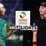 Lloyd Harris vs Kei Nishikori(錦織圭)