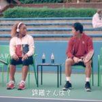 錦織圭&SAENSキン VS 大坂なおみ