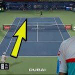 ロイド・ハリスvs錦織圭ハイライト:ドバイオープン2021準々決勝