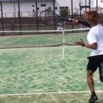 34歳シコラーテニスが死ぬ気で1か月練習してみたら
