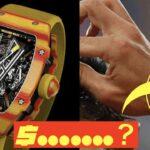 【テニス】試合中に身につけていた時計が超高額だった選手5選