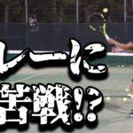 ナダルを真似する初心者はボレーとは友達になれない 【Copying Nadal】