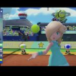 マリオテニスエース Flower cup RTA 【Mario Tennis Aces】