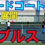 【MSK】ハードコートでガツガツダブルス【テニス】