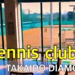 Melbourne Idol ♥️ Tennis club No.1 Tokyo JAPAN 高井戸ダイヤモンドテニスクラブ