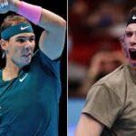 Rafael Nadal ラファエル・ナダル vs Andrey Rublev アンドレイ・ルブレフ テニス