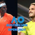 Rafael Nadal vs Stefanos Tsitsipas LAST MATCH ステファノス・チチパス ラファエル・ナダル