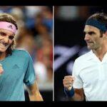Stefanos Tsitsipas ステファノス・チチパス vs Roger Federer ロジャー・フェデラー テニス