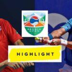 ダニエル太郎 vs フェデリコ・デルボニス テニス
