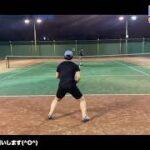 【テニス・ラリー動画】 #4 ただのラリー動画です(フェデラーファンとマレーファン)