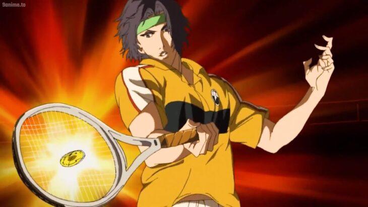 新テニスの王子様 最高の瞬間 [4K 60FPS] 越前はケンを救うのに間に合うように到着した || The Prince of Tennis Season2 #2