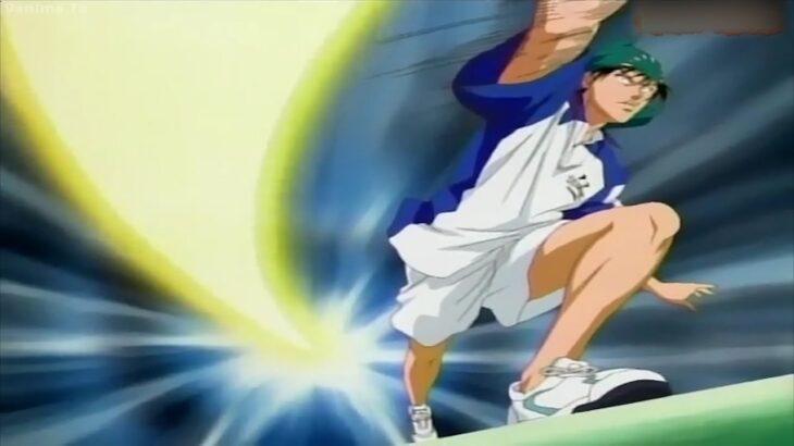 テニスの王子様 最高の瞬間 #61   The Prince of Tennis   テニスの王子様 越前 リョーマ