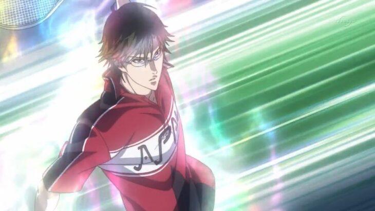 新テニスの王子様フルHD [第10話 – #4] – The Prince of Tennis II Full HD