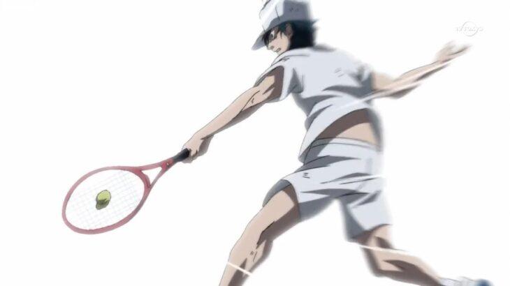 新テニスの王子様フルHD [第12話 – #5] – The Prince of Tennis II Full HD