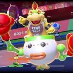 マリオテニスエース  Mario Tennis Ace ディフェンスタイプSPショット集