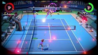 マリオテニスエース  Mario Tennis Ace パンマニア戦