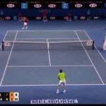 Nadal vs Federer 2012 Australian Open ナダル  フェデラー  全豪オープン 2012