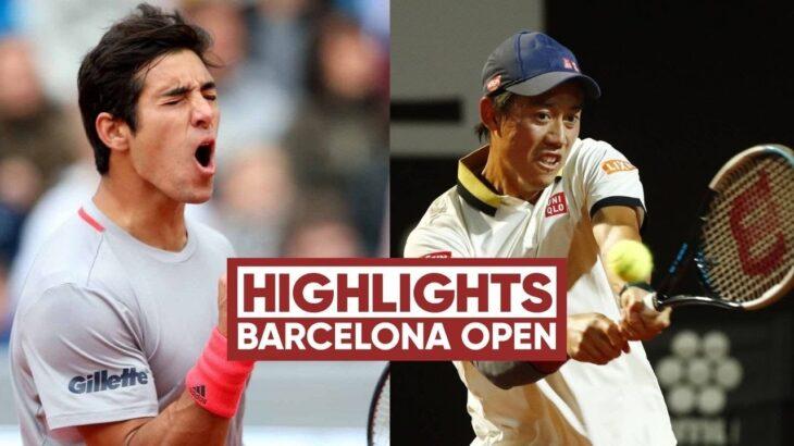 錦織圭 Nishikori vs クリスチャン・ガリン テニス テニス