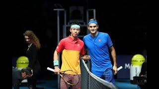 錦織圭 Nishikori vs Djokovic ロジャー・フェデラー テニス