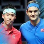 錦織圭 Nishikori vs Federer ロジャー・フェデラー