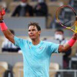 Rafael Nadal ラファエル・ナダル vs Egor Gerasimov