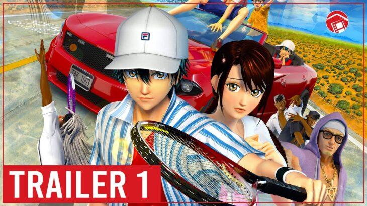 Ryouma! The Prince of Tennis [TRAILER] (Japan 2021)   Junko Minagawa   Animation リョーマ! 新生劇場版テニスの王子様