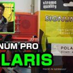 【TENNIS/テニス】Polaris/ポラリス SIGNUMPRO