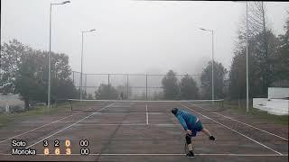 Tennis La Paloma2021 05 22 Set 03 ヨー君のアマチュアテニス